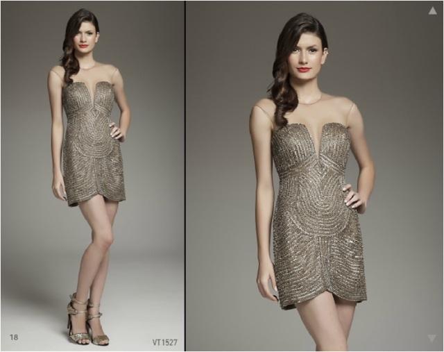 ebc1887a8 Os vestidos são demais e é difícil escolher um só.